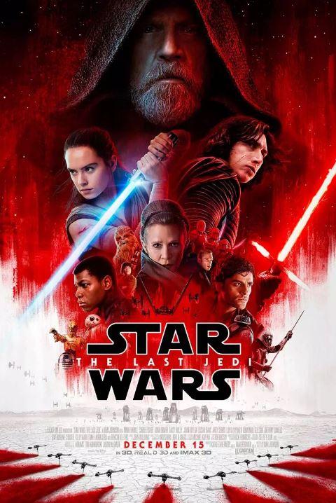 nuevo poster star wars episodio 8