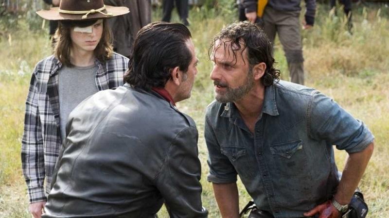 dónde puedo ver la temporada 8 de The Walking Dead? | SerieManiac ...