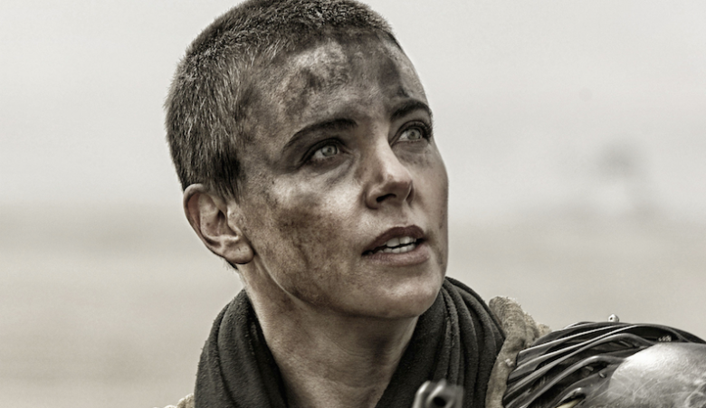 mad max charlize theron