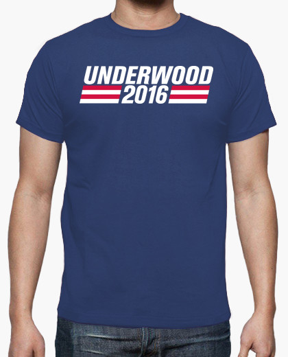 camiseta frank underwood chico