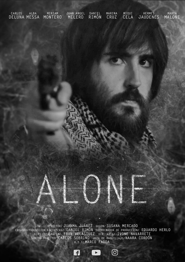 webserie alone youtube