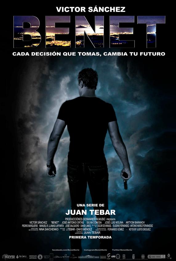 poster de la serie benet