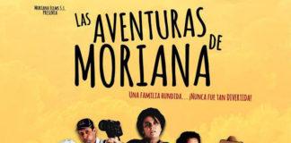 poster las aventuras de moriana