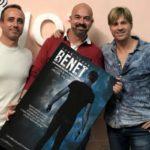Entrevista Juan Tebar de la serie Benet