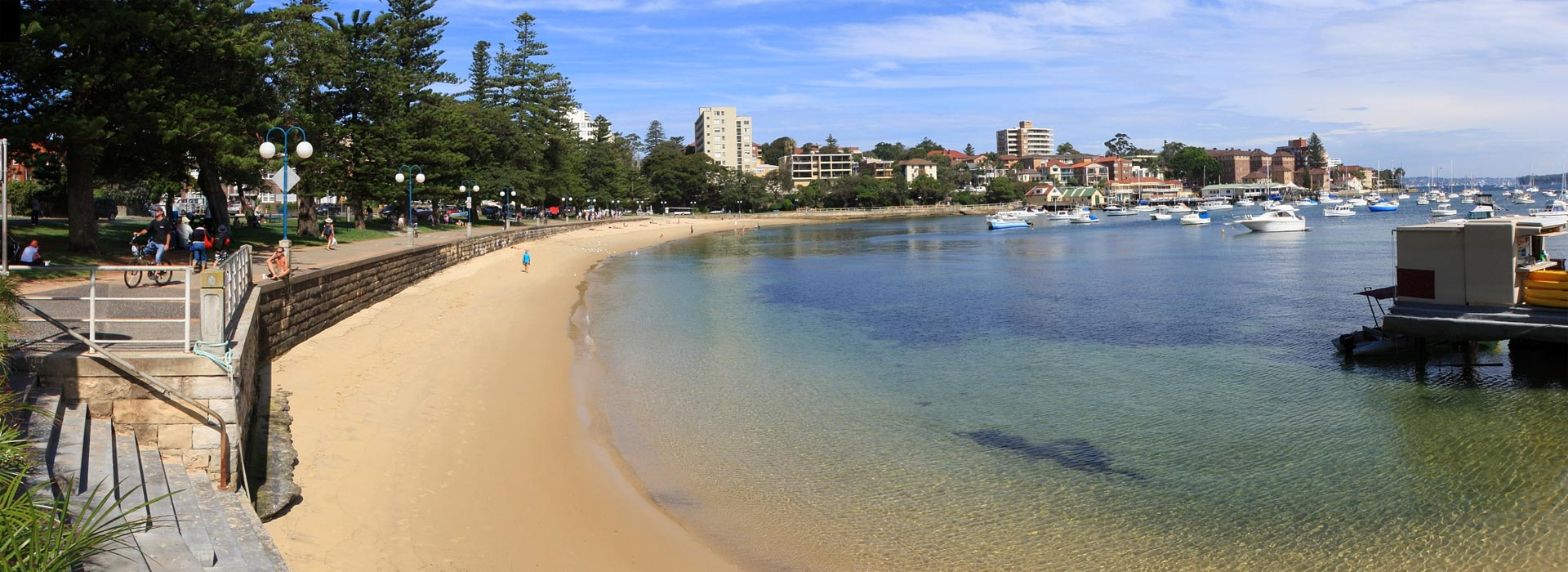 Playa de Manly en Sidney