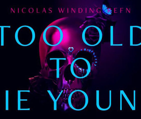 poster de la serie too old to die young