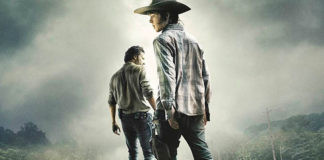 Rick y Carl the walking dead