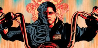 póster de la serie Mayans