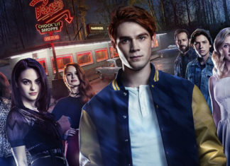 poster de la serie riverdale