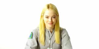 Emma Stone serie Maniac