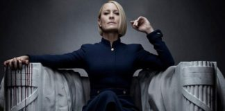 Claire underoowd temporada final House of Cards