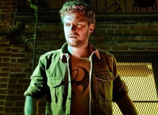 iron fist actor