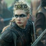 Lagertha guerrera Vikings