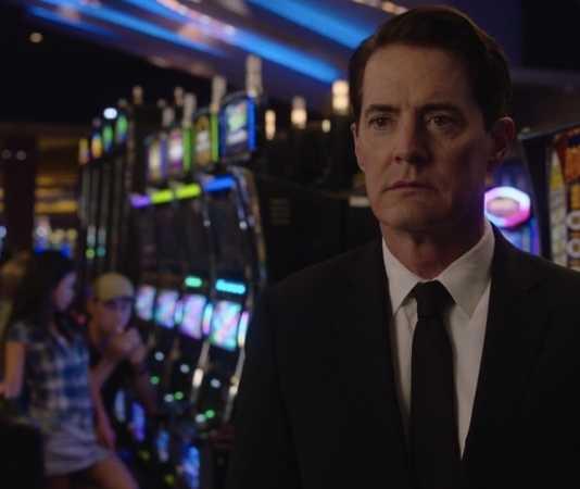 Dougie casino Twin Peaks