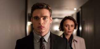 Serie El Guardaespaldas Netflix