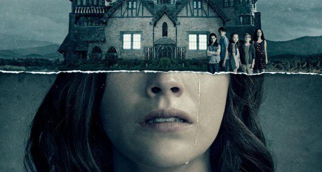 La maldición de Hill House Poster