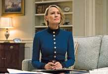Claire Underwood presidenta