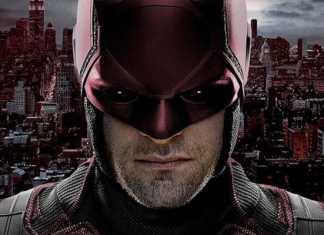 poster de la serie Daredevil