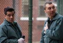 escape at dannemora escena