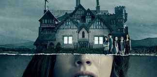 La maldicion de Hill House póster