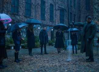 serie the umbrella academy netflix