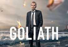 Poster de la serie Goliath