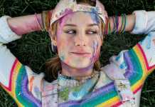 Brie Larson tienda de unicornios netflix