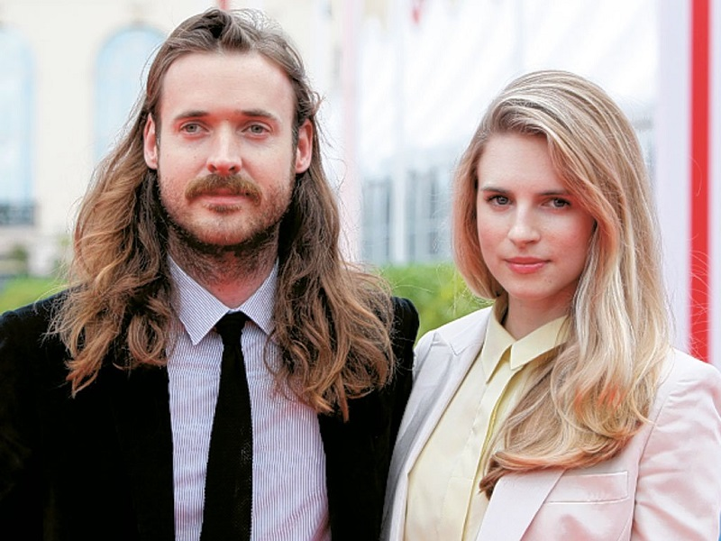 Brit Marling y Mike Cahill