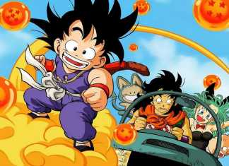 dragon ball primera temporada