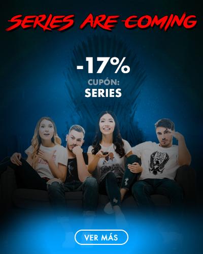 ofertas merchandising series