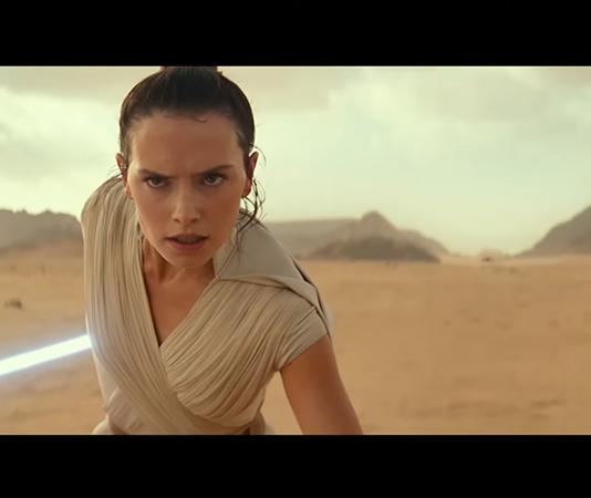 Star Wars episodio IX The rise of Skywalker