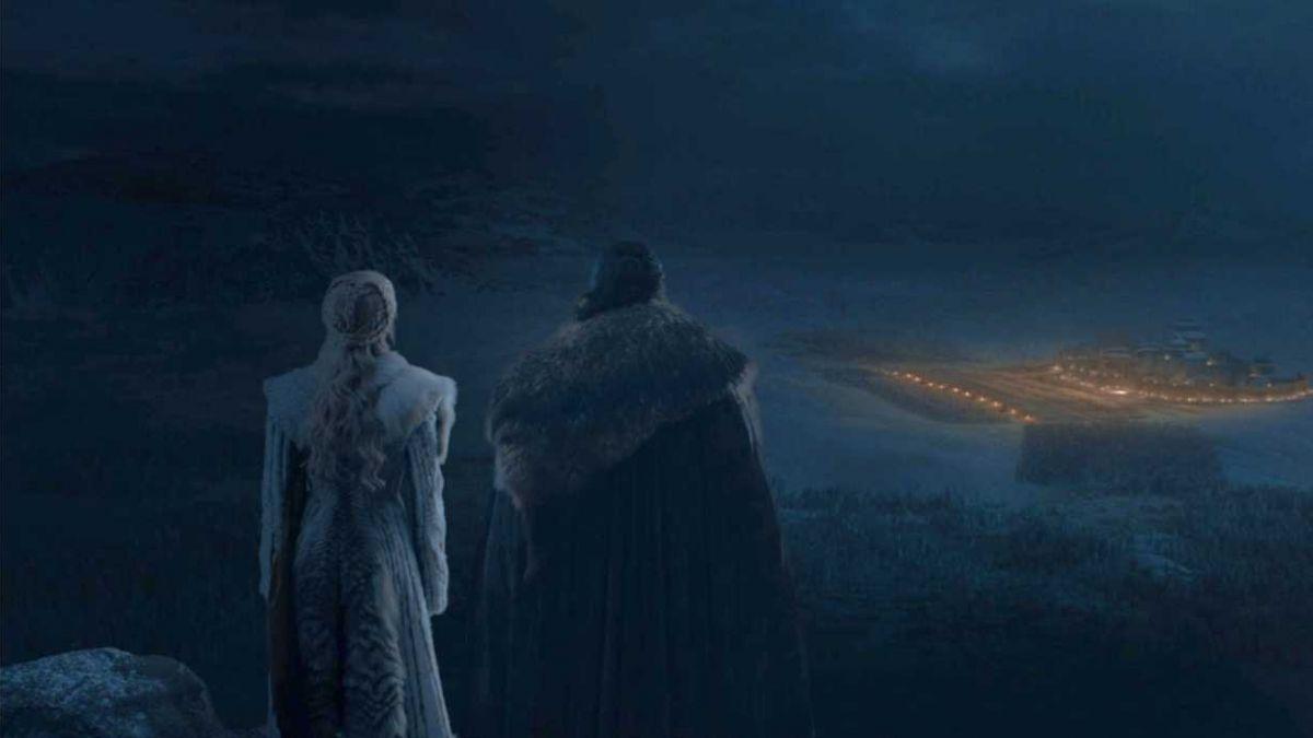 batalla contra los caminantes blancos juego de tronos