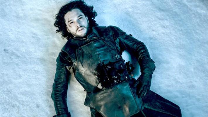 Jon nieve resucita