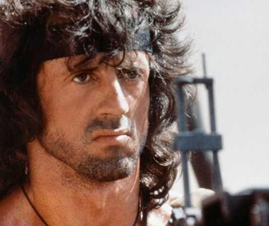 Silvester Stallone joven