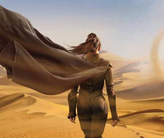 desierto de Arrakis