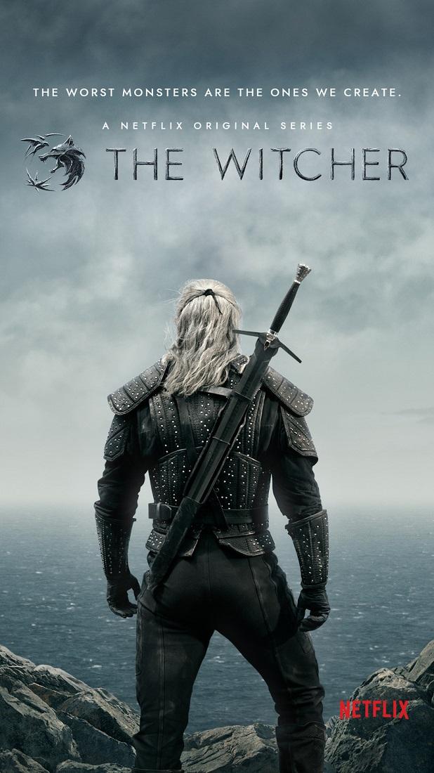 póster de la serie The Witcher
