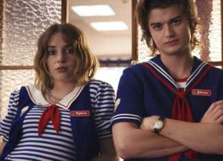 Robin actriz de Stranger Things