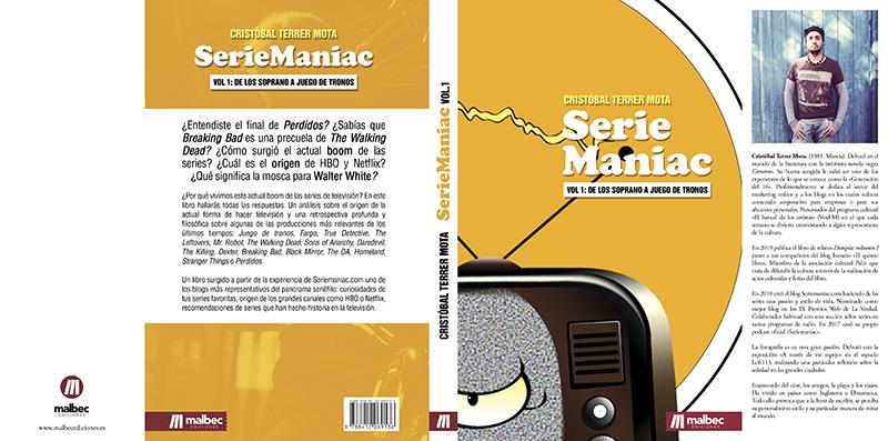 libro de series seriemaniac