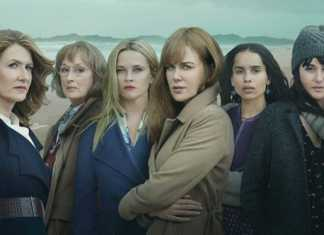 Big Little Lies actrices