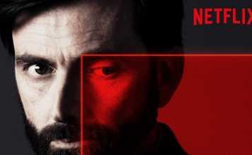 David Tenant póster Criminal Netflix