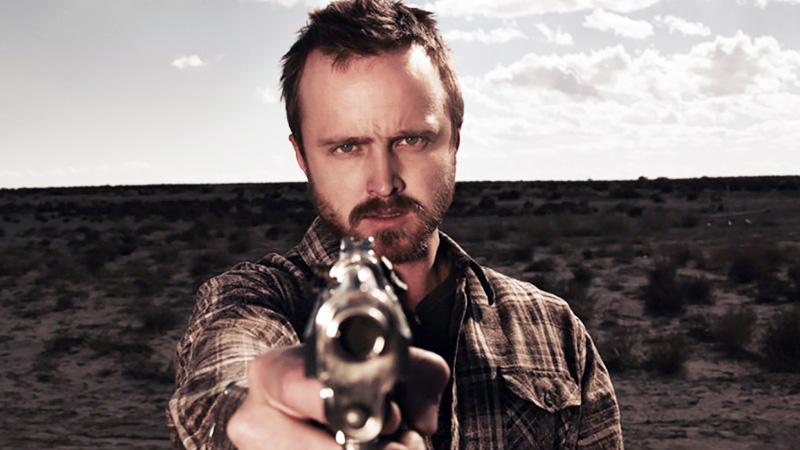 Jesse Pinkman pistola