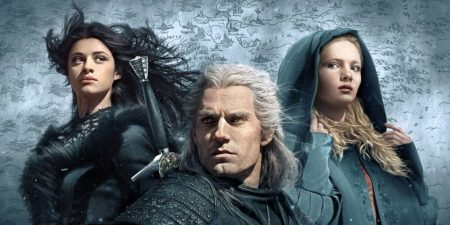 personajes de the witcher