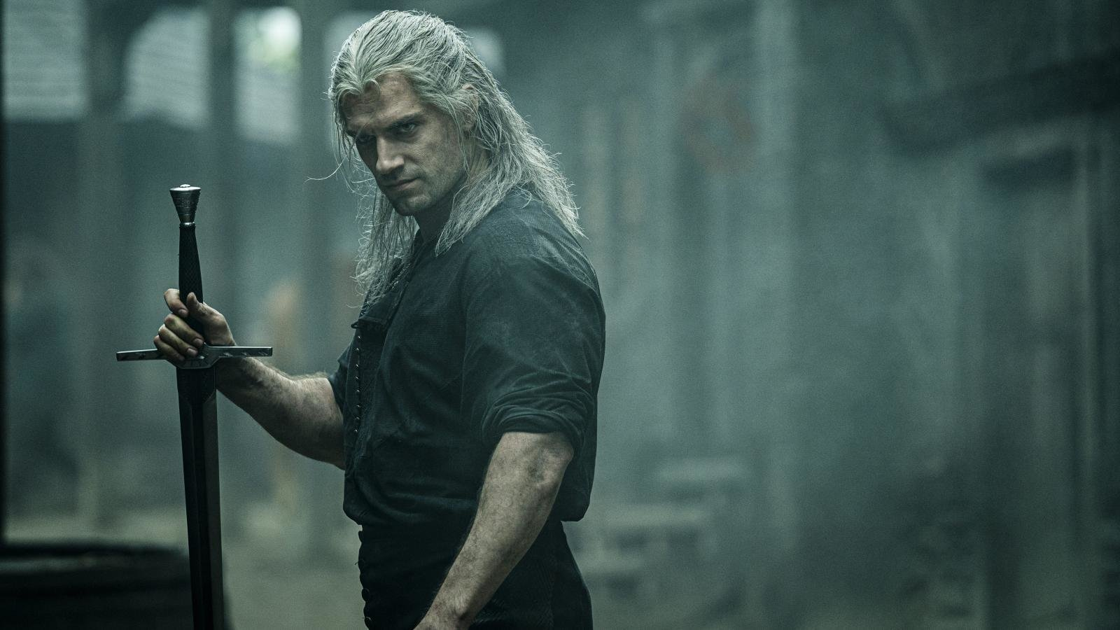 Henry Cavill actor de la serie The Witcher