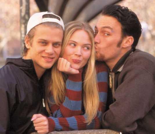 Drazic, Ryan y Anitta de la serie Los Rompecorazones