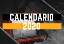 calendario series 2020