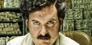 Andrés Parra Pablo Escobar