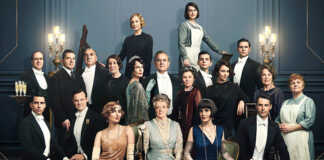 Downton abbey personajes