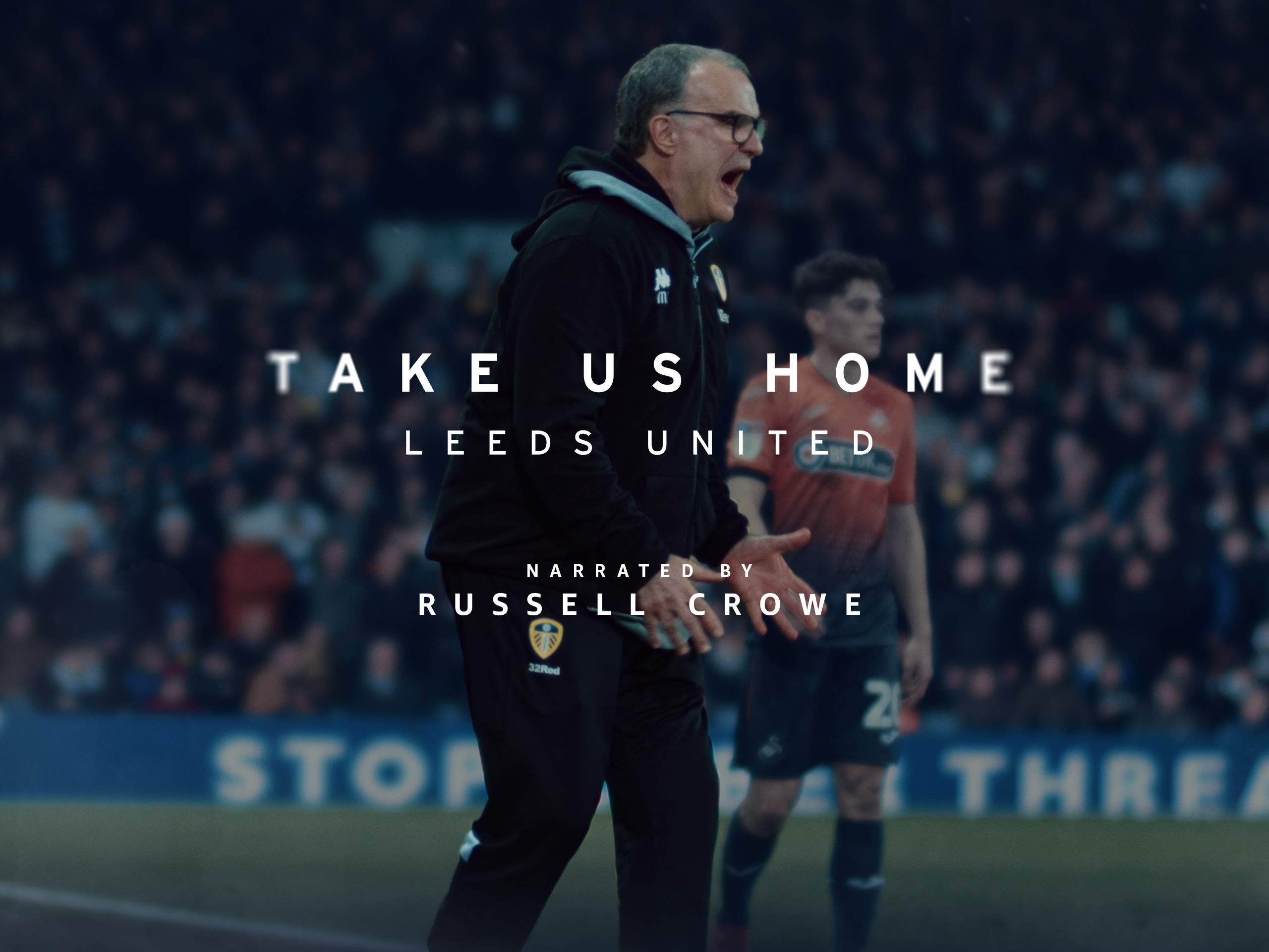 Documental Take us Home Leeds United