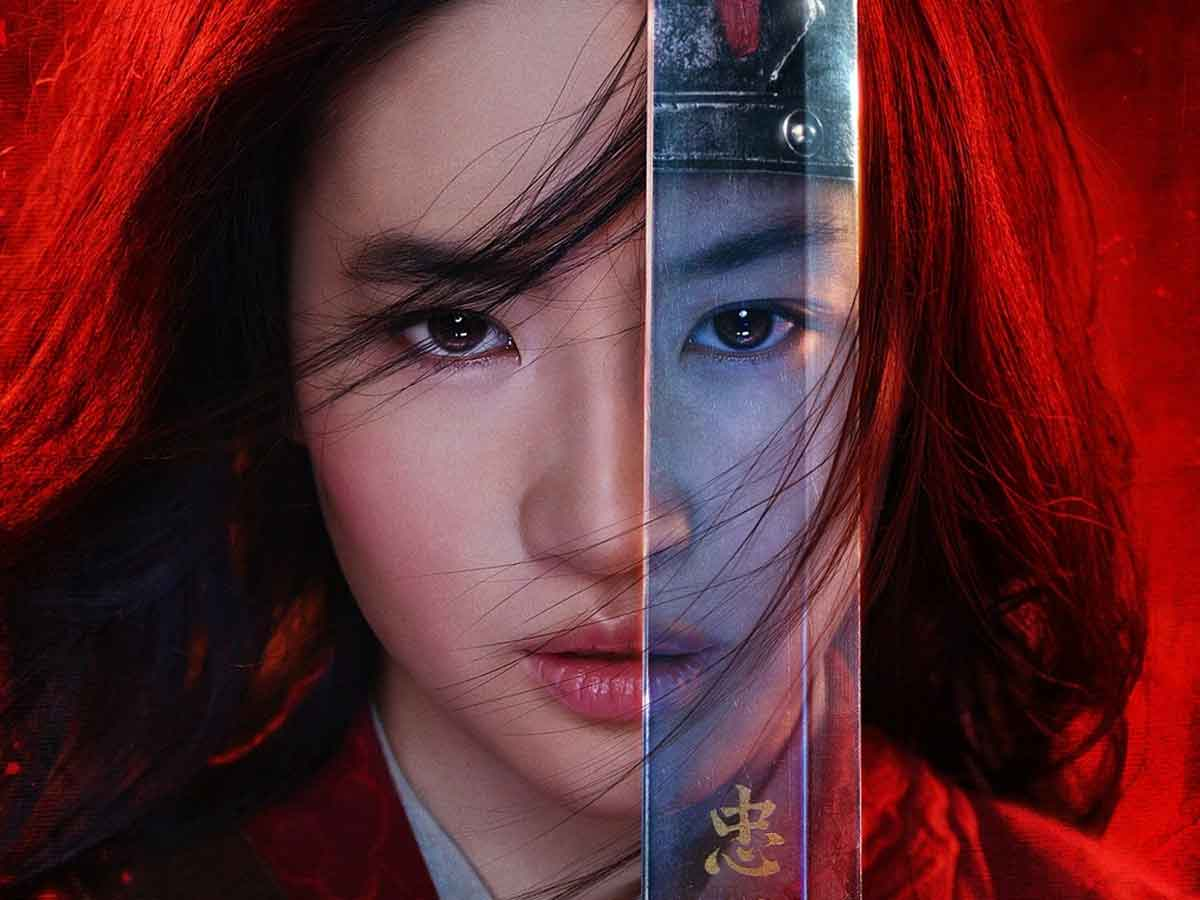 película Mulan 2020