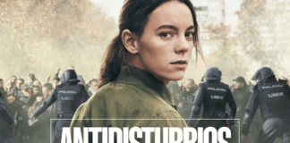 antidisturbios serie original Movistar plus